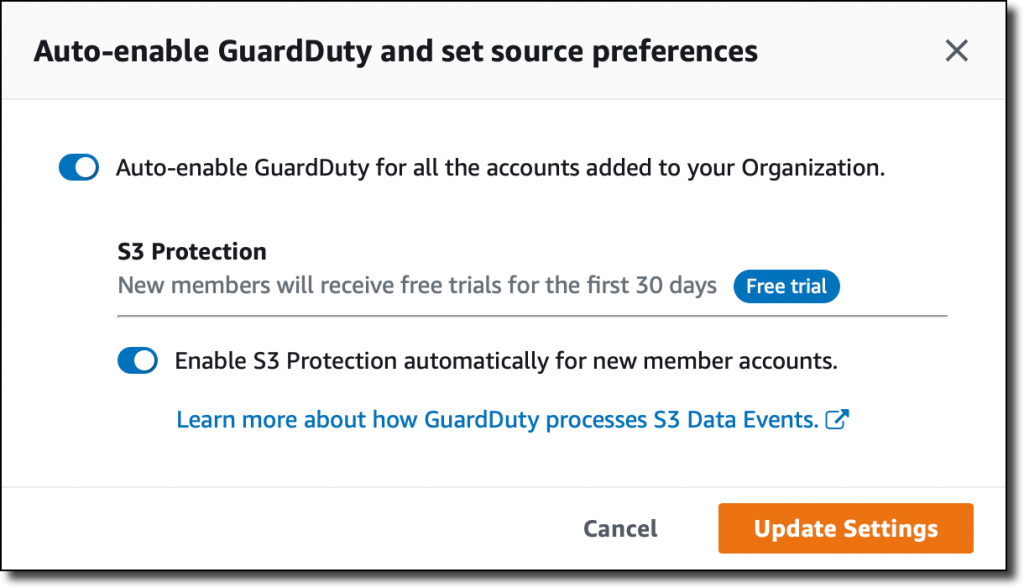 New – Using Amazon GuardDuty to Protect Your S3 Buckets