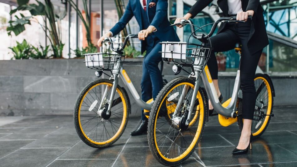This is How Bike Sharing Apps Can Change the World